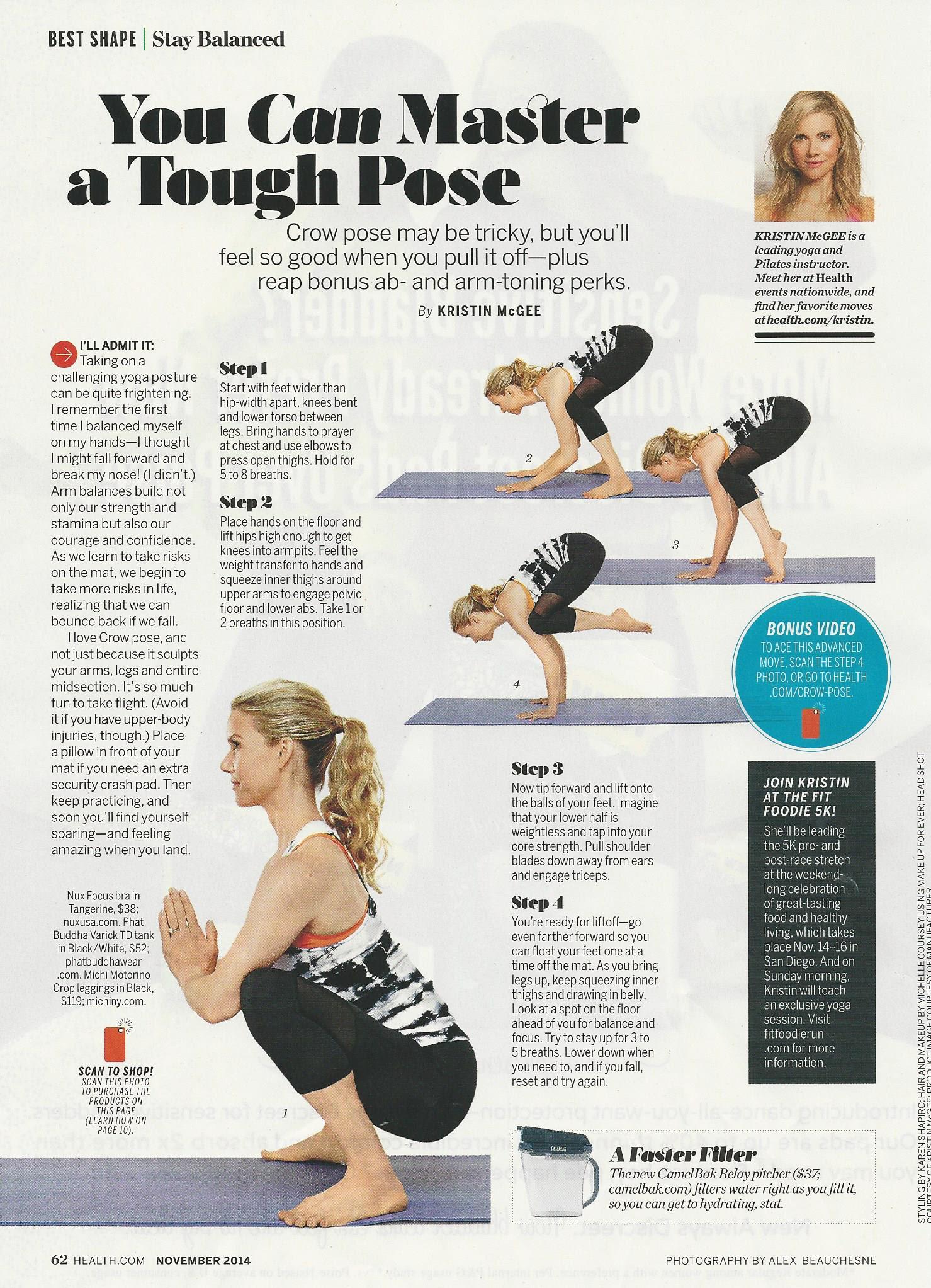 Black Crow Yoga : black, Black, YogaWalls