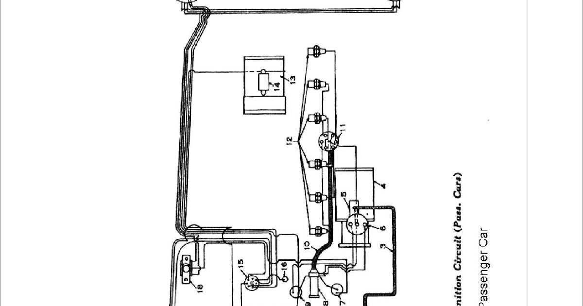 Stop/Turn/Tail Light Wiring Diagram : 3 Wire Trailer