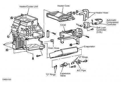 Wiring Diagram PDF: 2002 Mitsubishi Lancer Es Engine Diagram
