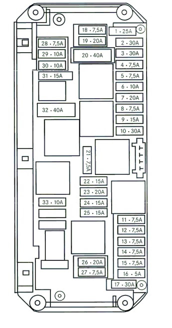 2000 Mercedes Benz S500 Radio Wiring Diagram