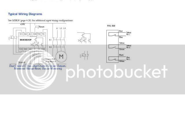 Wiring Diagram: 5 Allen Bradley Safety Relay Wiring Diagram