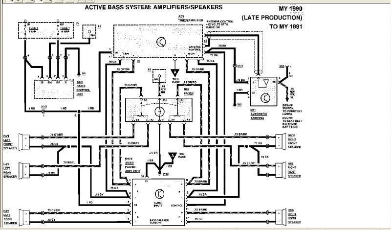 [DIAGRAM] Mercedes Benz Wiring Diagram V 8 Engine M119