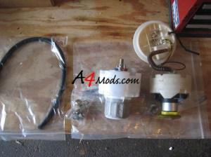 2007 Audi A4 Fuel Pump Location  Car Audi