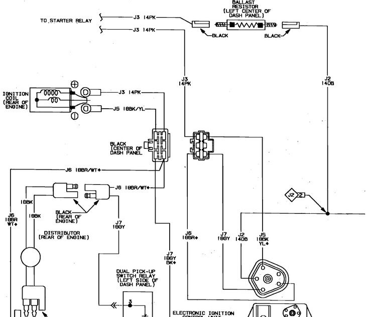 Ignition Coil Wiring Diagram / 3 Pin Ignition Coil Wiring