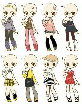 Oc Outfit Ideas : outfit, ideas, Outfit, Ideas, Female