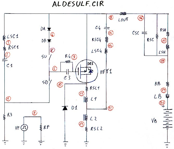 how to fix a lipo battery: Diy Battery Desulfator Circuit