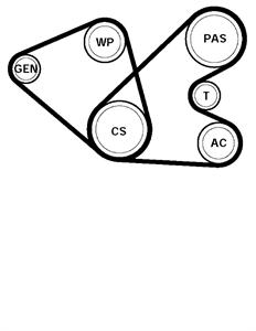 Wiring Diagram: 27 2011 Kia Sorento Serpentine Belt Diagram