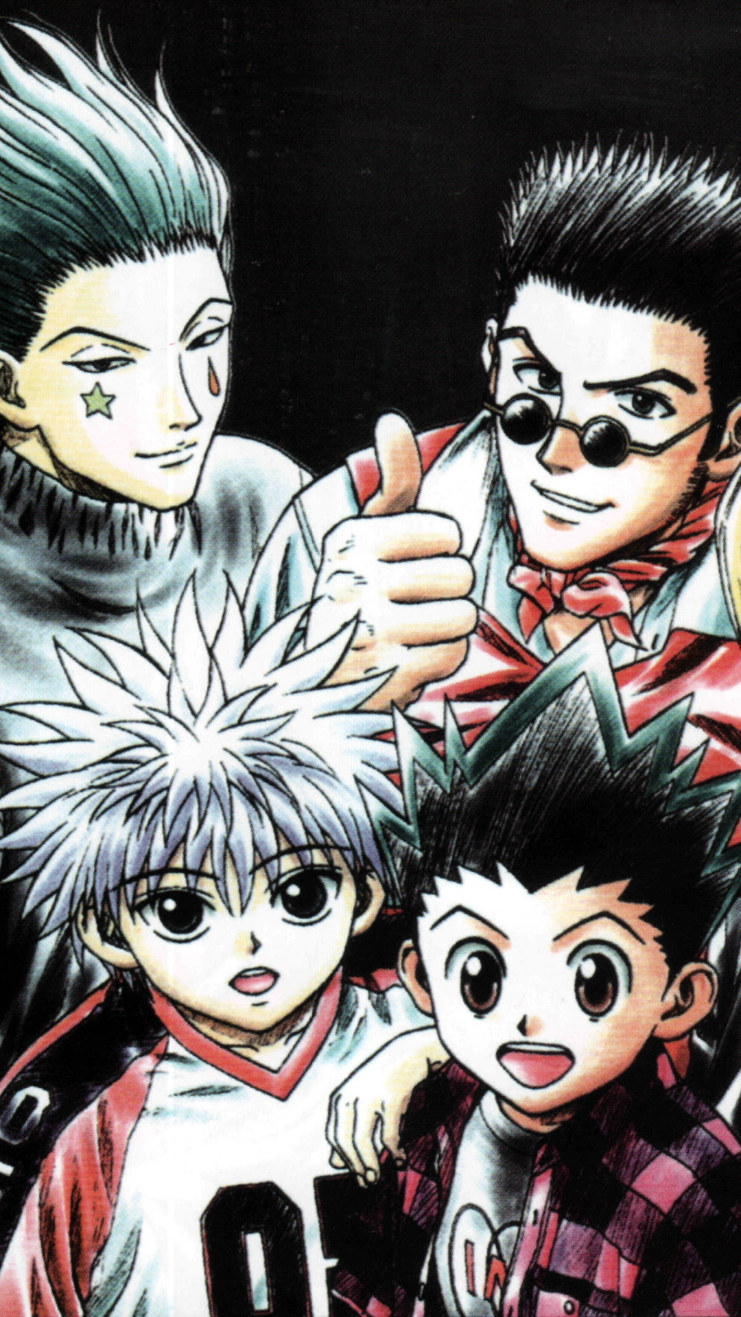 Make your device cooler and more beautiful. 26++ Hunter X Hunter Phone Wallpaper Hd - Paseo Wallpaper