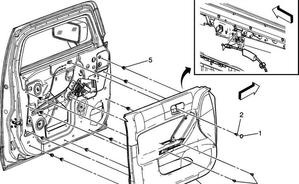 Hummer H3 Mirror Assembly