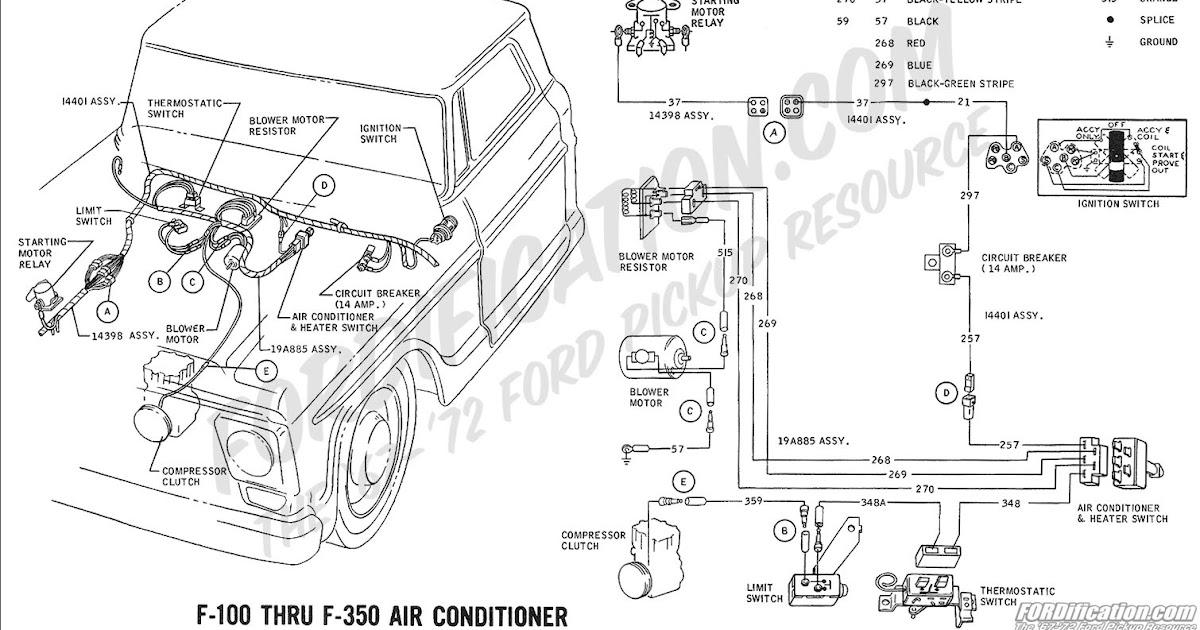 Truck Ac Wiring Diagram