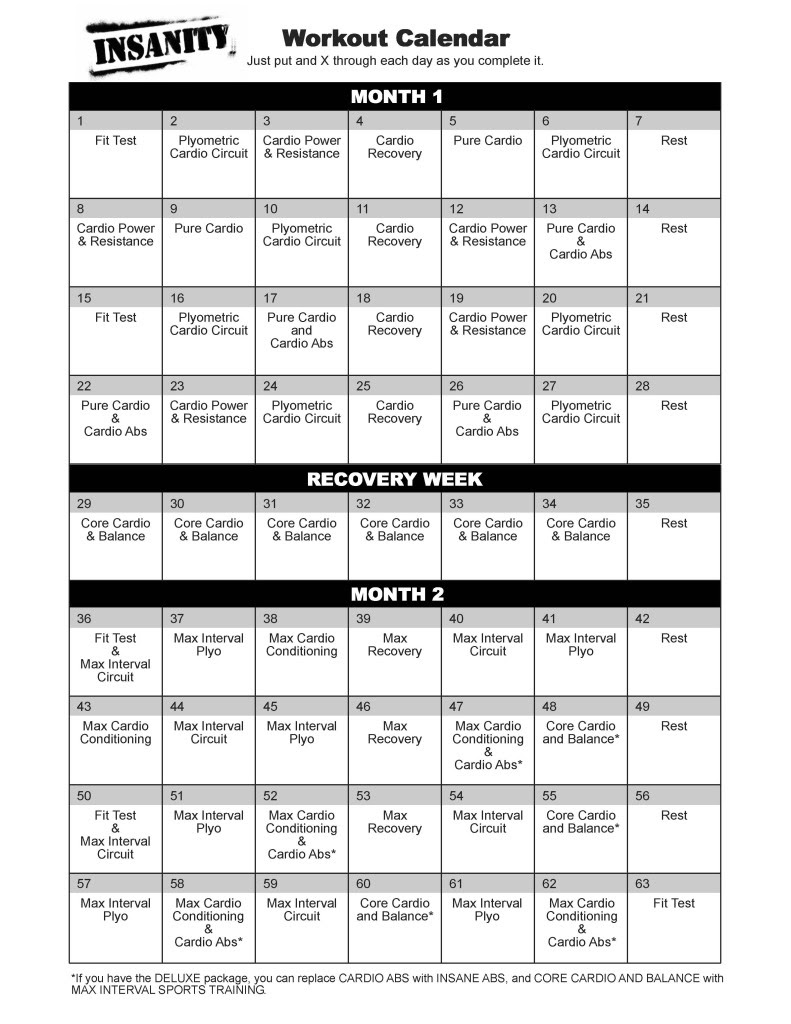 Insanity Max 30 Download : insanity, download, Beachbody, Insanity, Workout, Download, WorkoutWalls