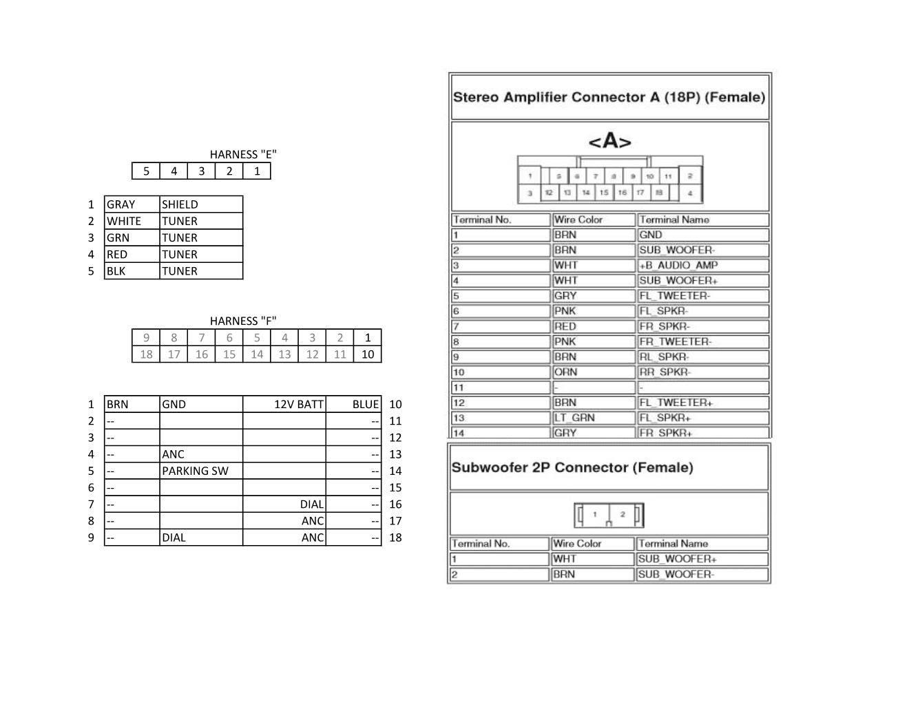 Download 2015 Honda Accord Speaker Wiring Diagram