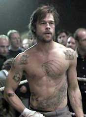 Brad Pitt Snatch Tattoos : snatch, tattoos, Tattoos, Snatch