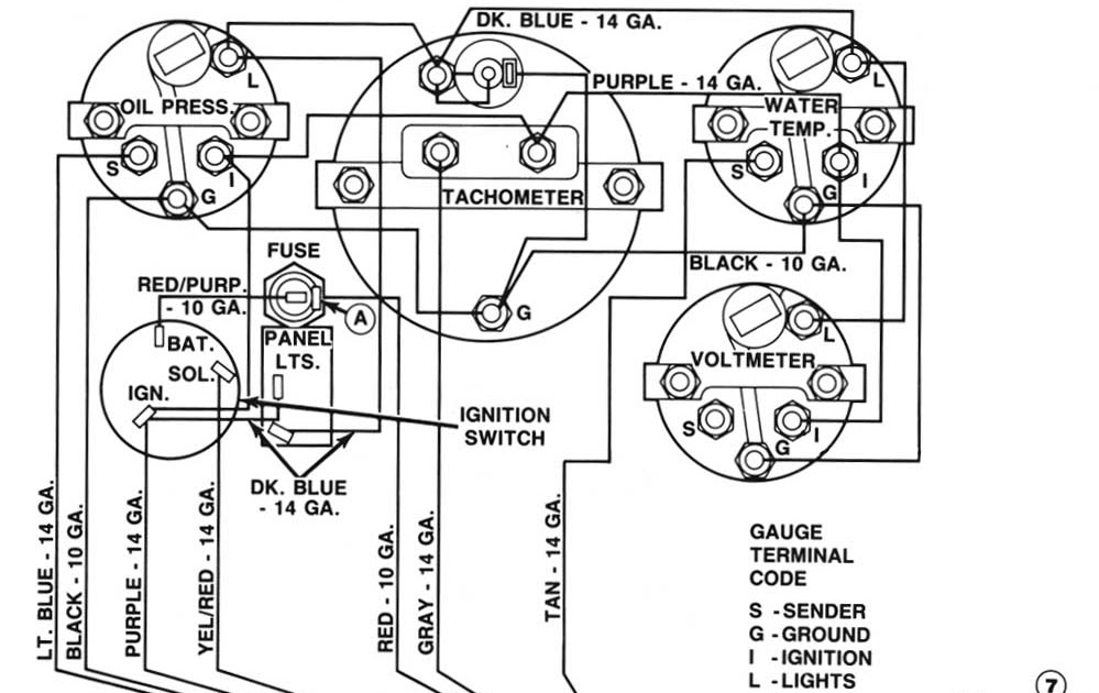 40+ Volvo Penta 4 3 Gl Wiring Diagram
