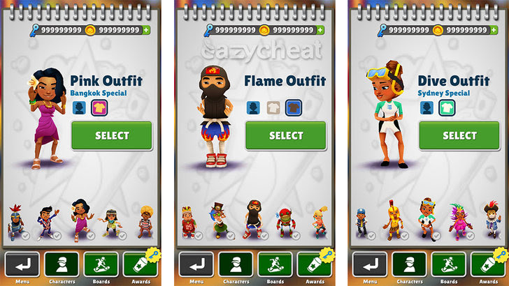 Subway Surfers Cheats Easiest Way To Cheat Android Games