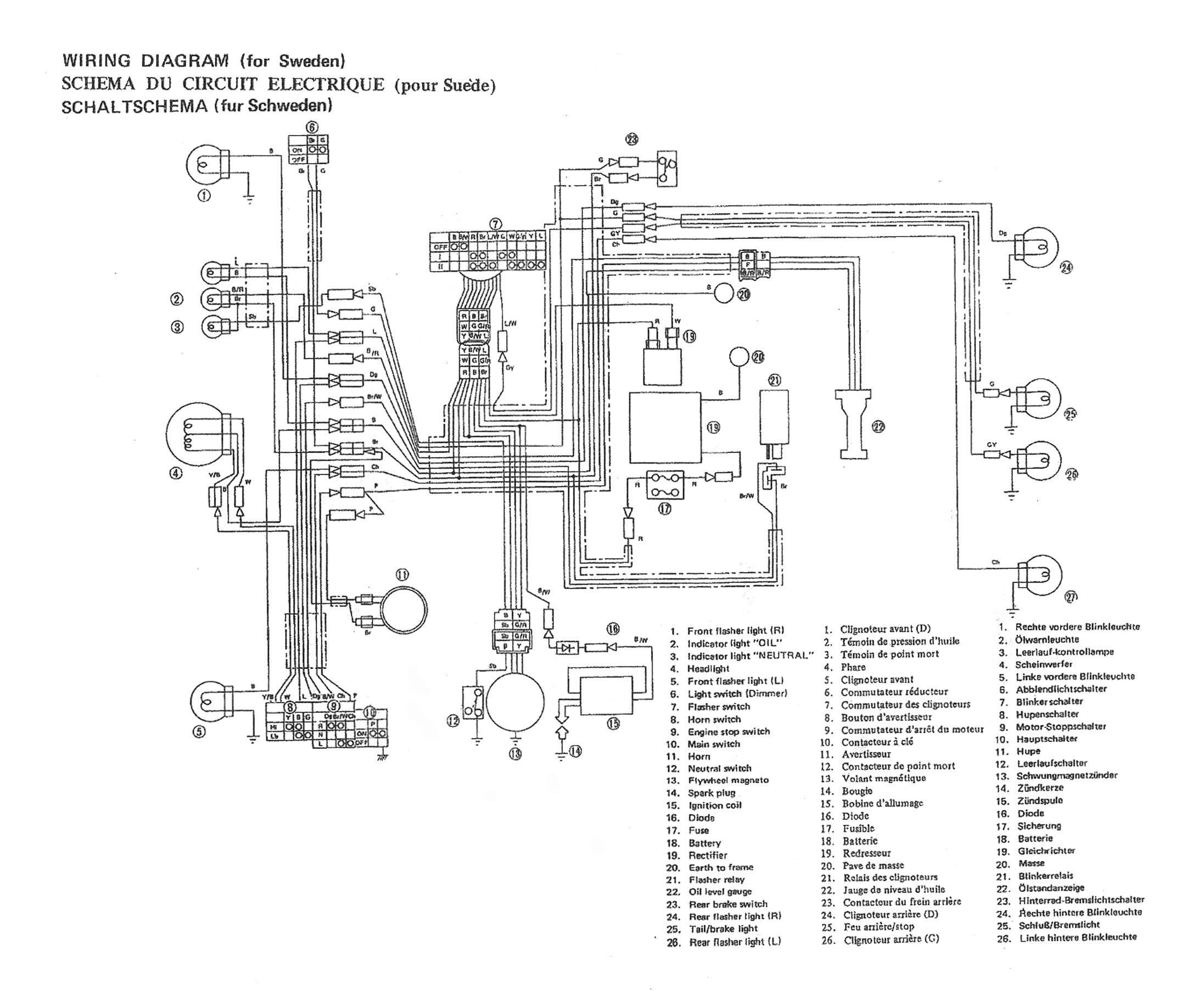 Eton 50cc Atv Kill Switch Wiring Diagram