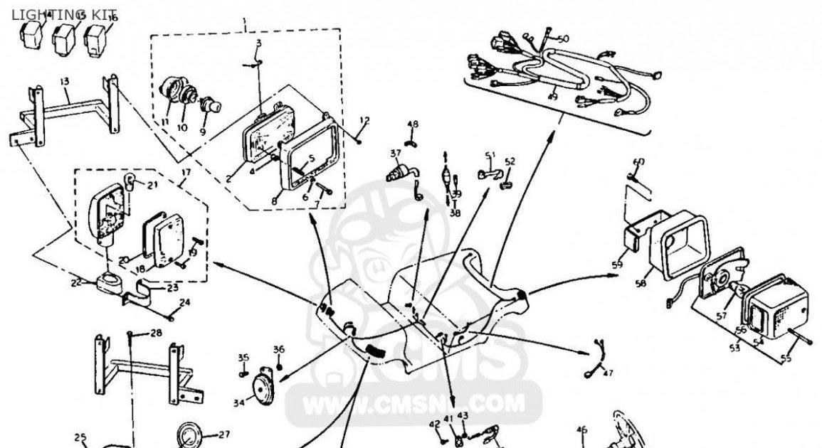 [DIAGRAM] G8 Yamaha Wiring Diagram