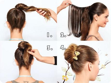 Langhaarfrisuren Schnell Gemacht Frisuren Kurze Haare