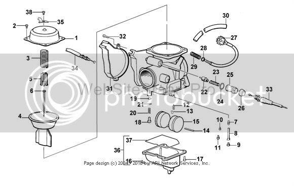 Wiring Diagram: 28 Arctic Cat 300 Carburetor Diagram