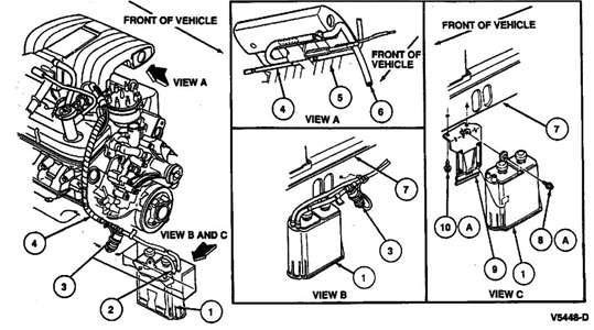 Wiring Diagram Database: 1993 Ford F150 Vacuum Line Diagram
