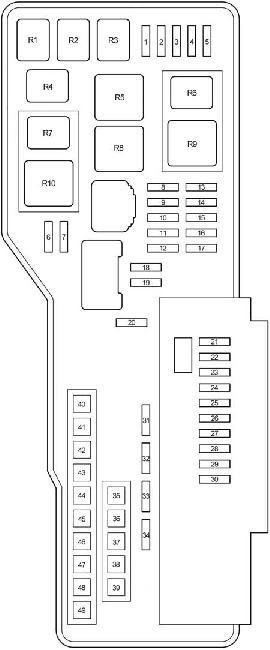 94 Toyotum Camry Fuse Box Diagram