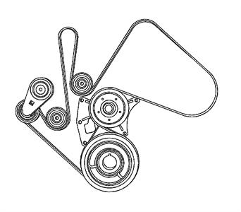 Wiring Diagram: 31 Duramax Serpentine Belt Diagram