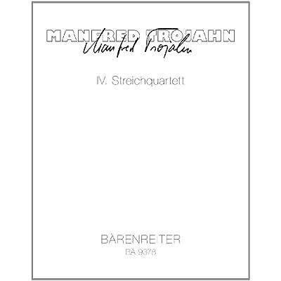 Hayden Oscar: PDF 4. Streichquartett. Partitur Download