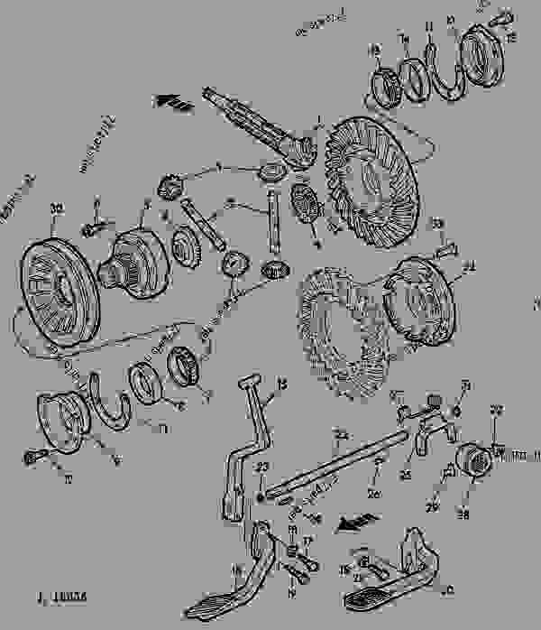 Wiring Diagram: 29 John Deere 2020 Parts Diagram