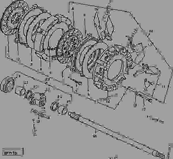 Wiring Diagram: 28 John Deere 1070 Parts Diagram