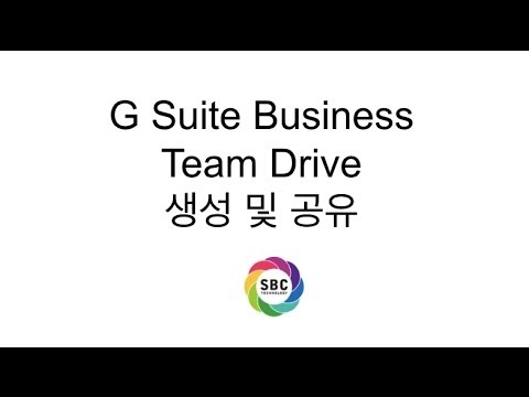 G Suite/Chromebook Blog: [G Suite Team Drive Full Features