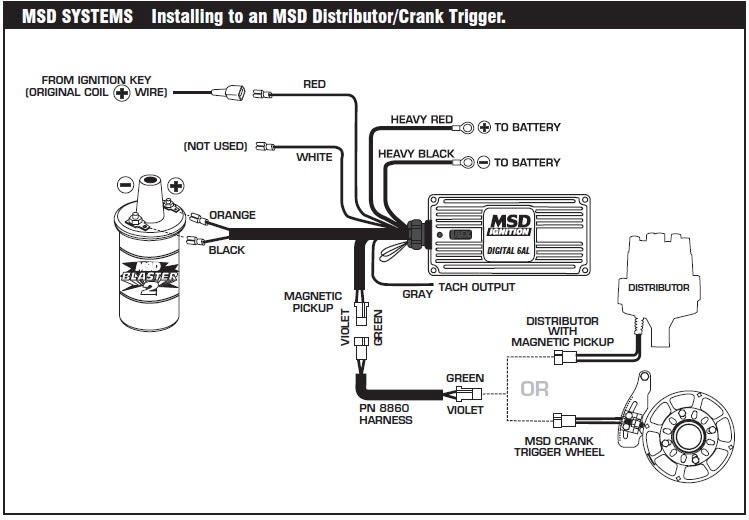 1983 Dodge Distributor Wiring Diagram