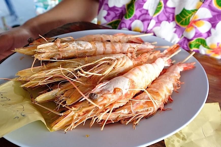 泰友營 Thailandfans.com: 芭提雅附近食地道海鮮 - Preecha Seafood