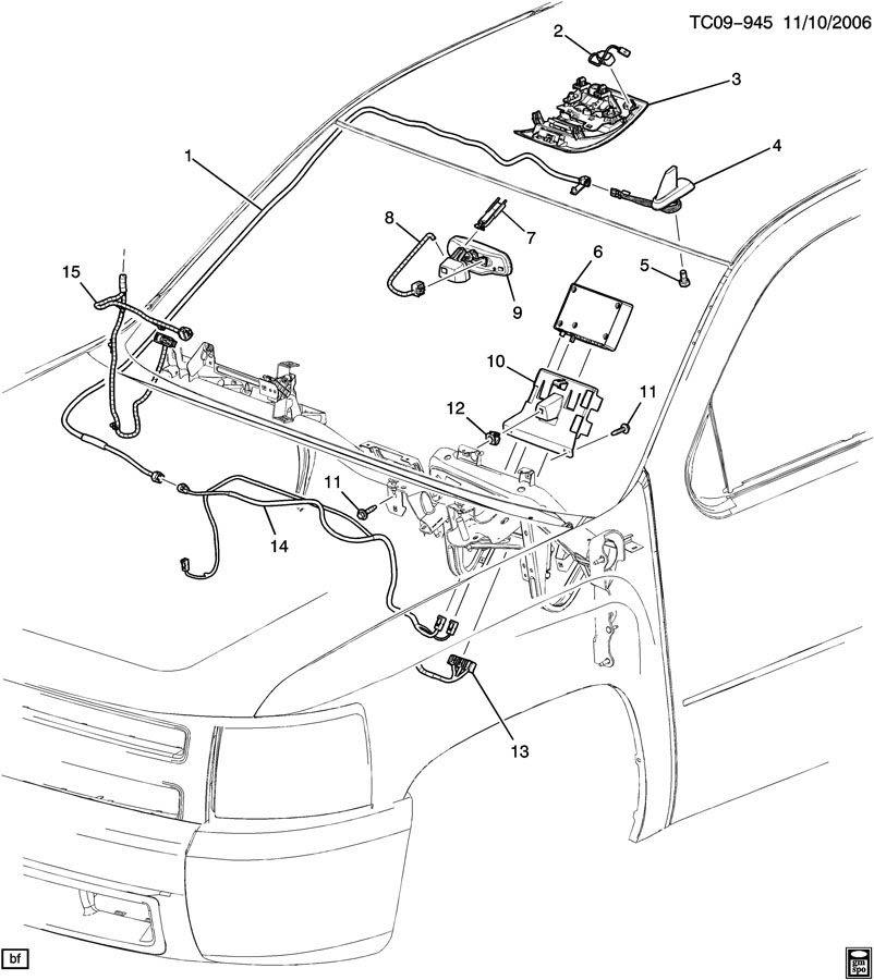 1994 Ford Thunderbird Fuse Box Location