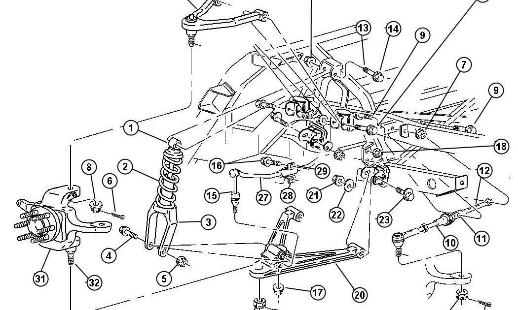 2004 Dodge Neon Rear Suspension Diagram : Dodge Neon Bolt