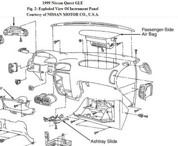 Circuit Electric For Guide: 2007 nissan quest fuse box diagram