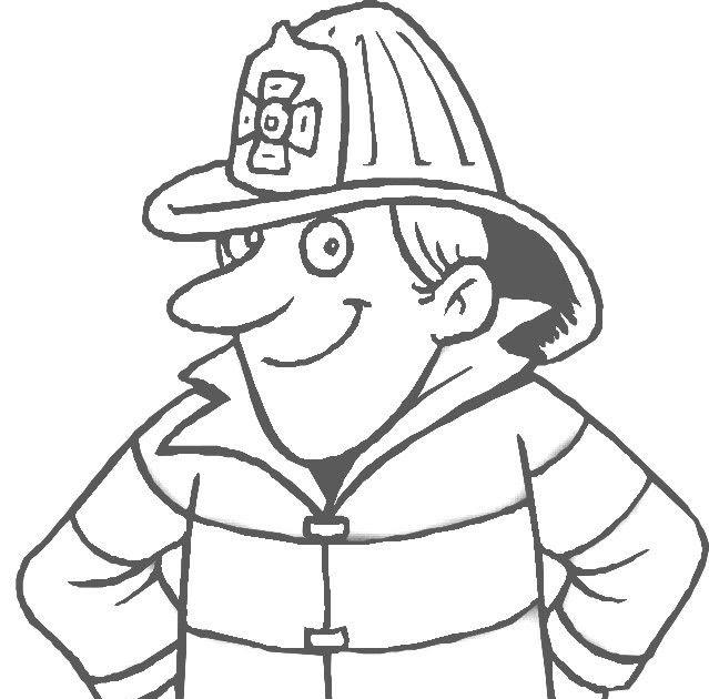 Malvorlage Playmobil Feuerwehr