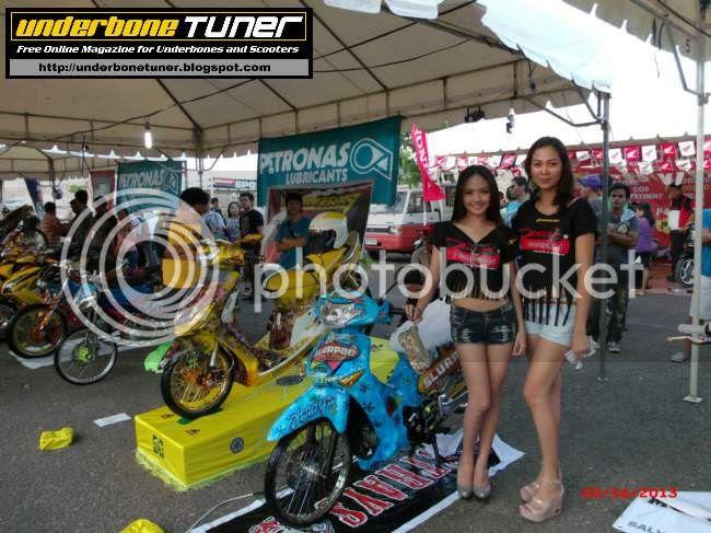 Drag Soul Mio Yamaha Bike