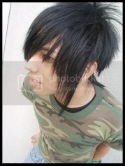 emo hair cuts style december 2008