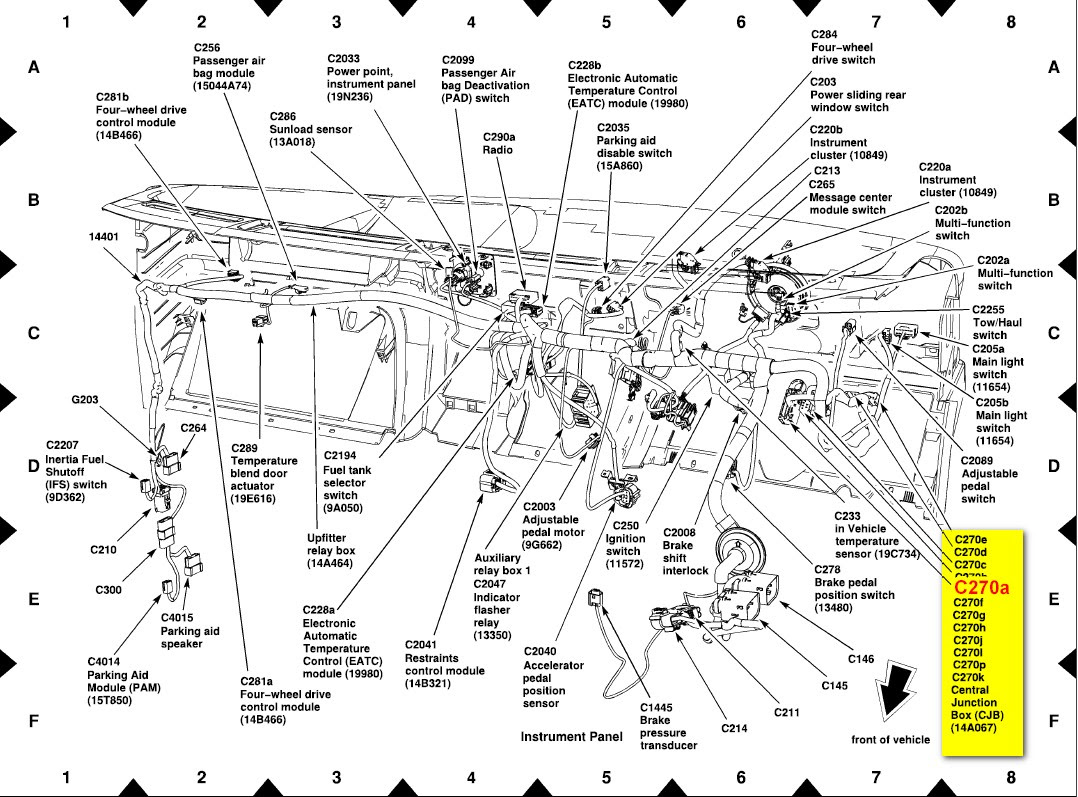 Wiring Diagram: 12 73 Powerstroke Injector Harness Diagram