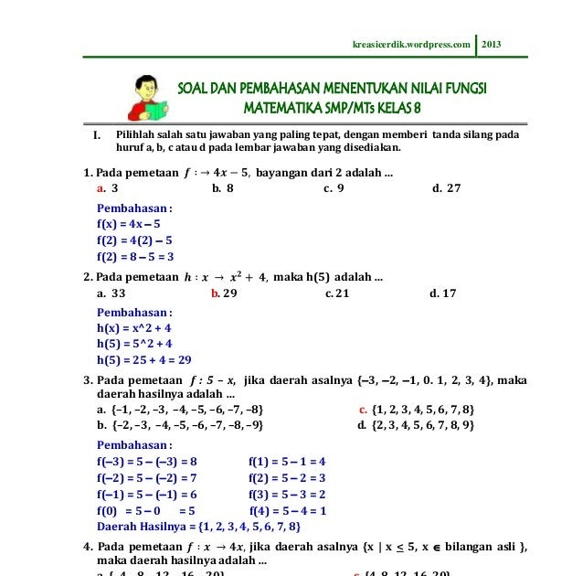 Sistem pertidaksamaan linear dua variabel. Fungsi Linear Matematika Ekonomi Pdf - Ruang Soal