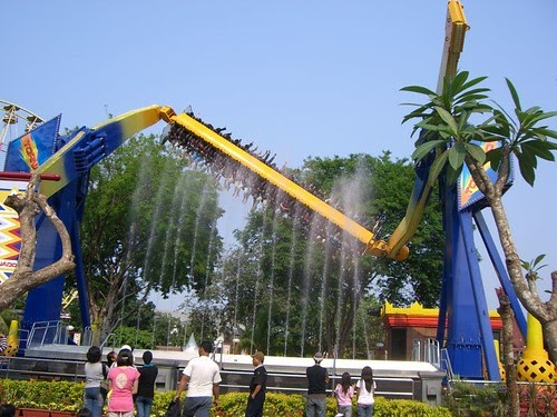 TOP 10 FAMILLY PARK in INDONESIA  wisbenbae