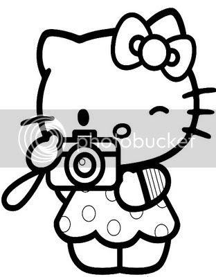 Run your life.: fuji instax mini 25 hello kitty.