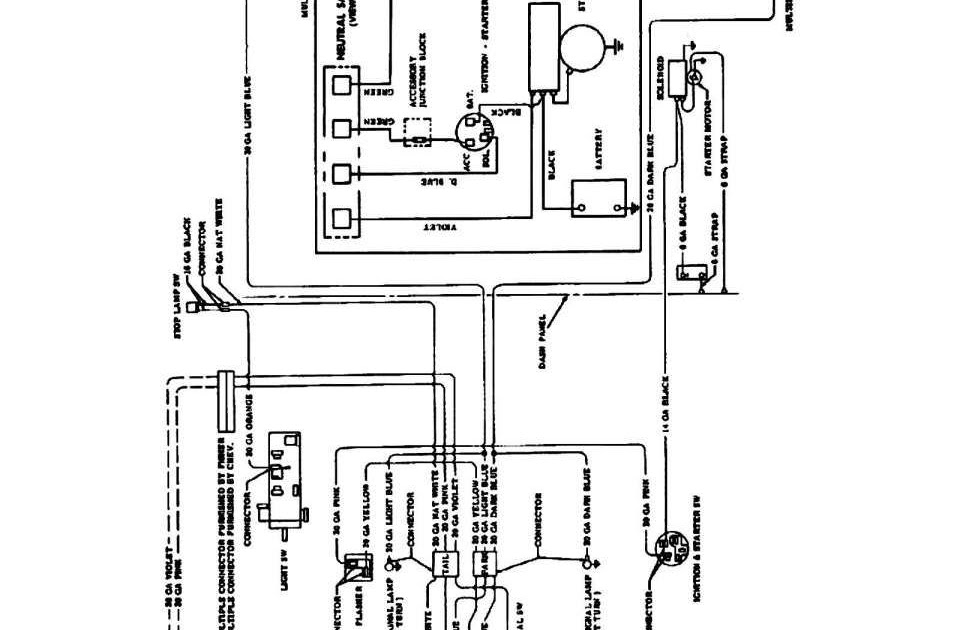 [DIAGRAM] 1988 Chevy S10 Ignition Switch Wiring Diagram