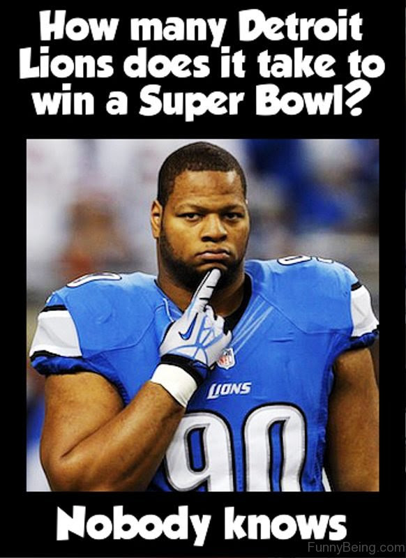 Detroit Lions Memes 2019 : detroit, lions, memes, Detroit, Lions, Memes, Funny