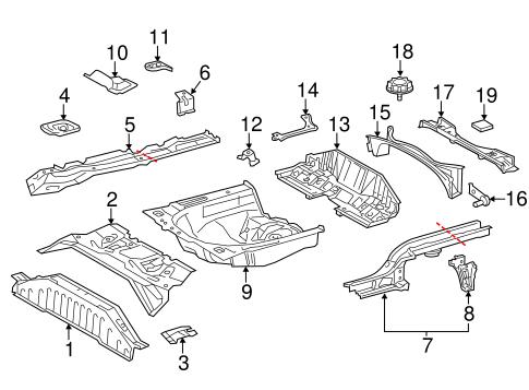 Toyota Yaris Body Parts Diagram / Toyota Yaris Wiring