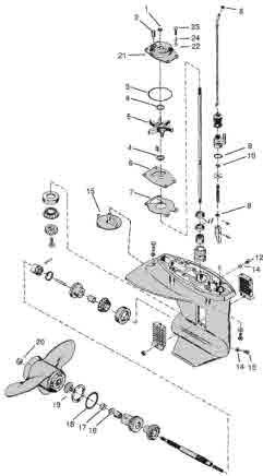 20 Hp Mercury Outboard Wiring Diagram
