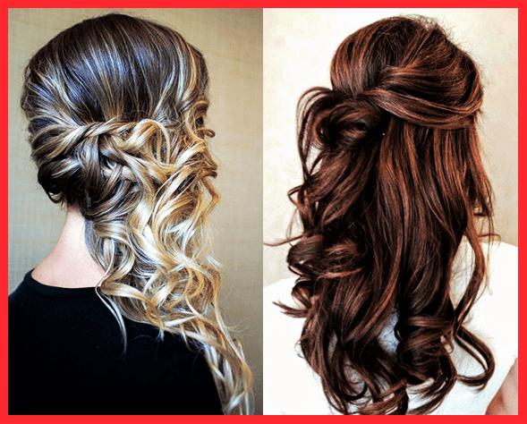 Frisur Lange Haare Festlich Frisur Ideen