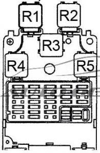 2011 Nissan Altima 25 S Fuse Box Diagram / 2005 Nissan