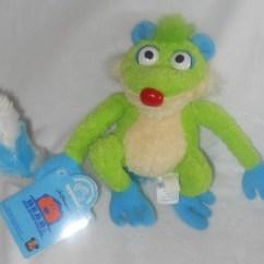 Monster High Bean Bag Chair Silver Chiavari Chairs Dollysand: Treelo Plush Toy Bear In The Big Blue House