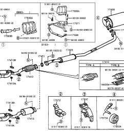 2006 toyota camry exhaust system diagram great installation of [ 1592 x 1099 Pixel ]
